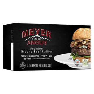Natural Angus Ground Beef Patties